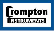 CROMPTON - Analog and digital measuring instruments, ammeters, voltmeters, network analysers, current transformers (T.I.)